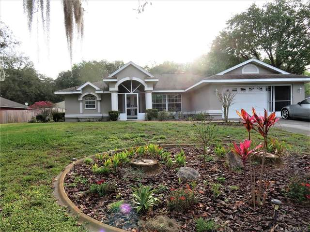 3039 S Bay Berry Point, Inverness, FL 34450 (MLS #790838) :: Plantation Realty Inc.