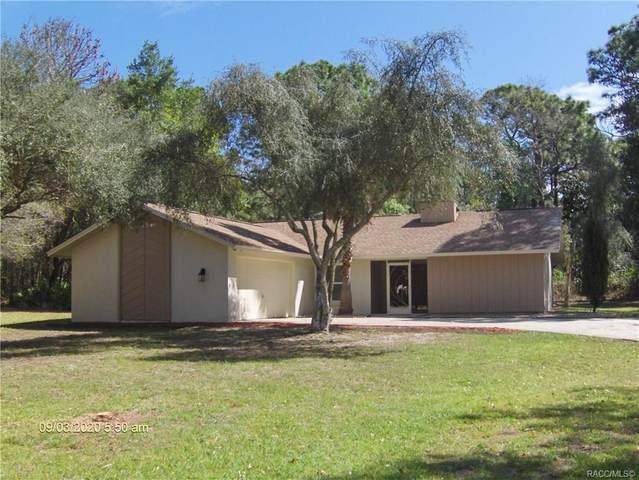 1739 N Future Terrace, Lecanto, FL 34460 (MLS #790843) :: Plantation Realty Inc.