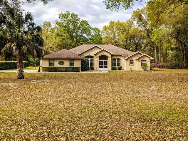 1709 N Lombardo Avenue, Lecanto, FL 34461 (MLS #790890) :: Plantation Realty Inc.