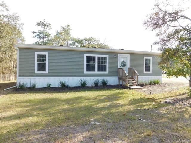 4649 S Hatteray Point, Lecanto, FL 34461 (MLS #790908) :: Plantation Realty Inc.