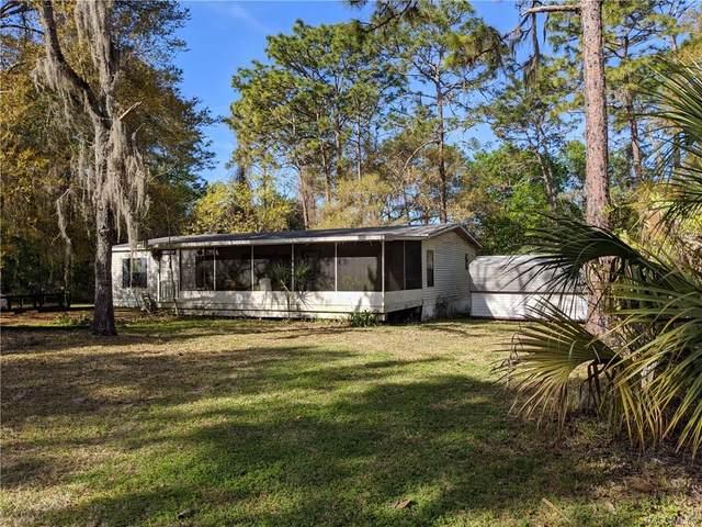 1432 S Highcliff Point, Homosassa, FL 34448 (MLS #790911) :: Plantation Realty Inc.