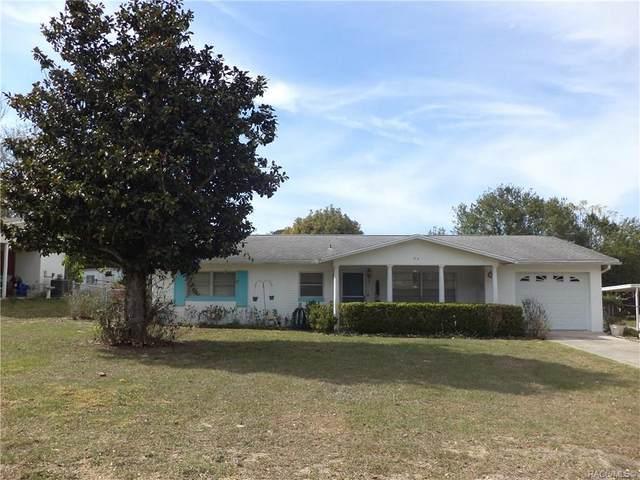 92 S Lee Street, Beverly Hills, FL 34465 (MLS #790918) :: Plantation Realty Inc.