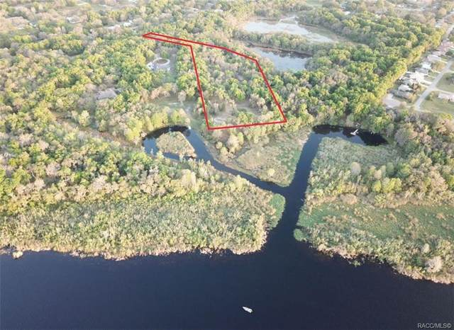 3052 S Lochverness Point, Inverness, FL 34450 (MLS #790932) :: Plantation Realty Inc.