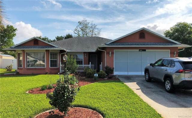 3909 N Passion Flower Way, Beverly Hills, FL 34465 (MLS #790951) :: Plantation Realty Inc.