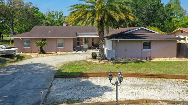 9341 W Turnberry Loop, Crystal River, FL 34429 (MLS #790959) :: Plantation Realty Inc.
