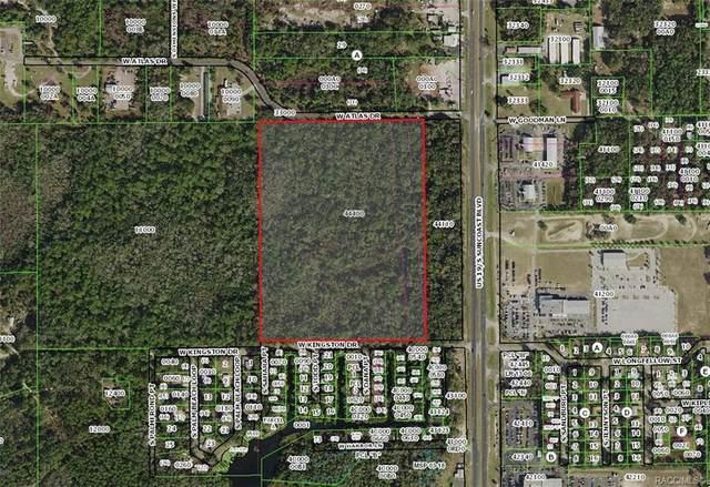 8935 W Kingston Drive, Homosassa, FL 34448 (MLS #790963) :: Plantation Realty Inc.