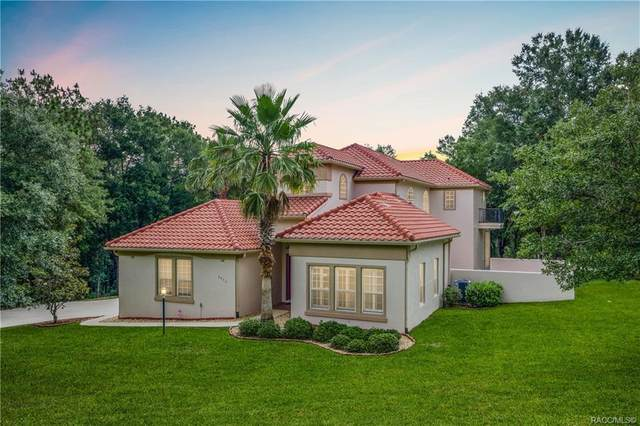 2257 N Hickory Glen Point, Hernando, FL 34442 (MLS #790980) :: Plantation Realty Inc.