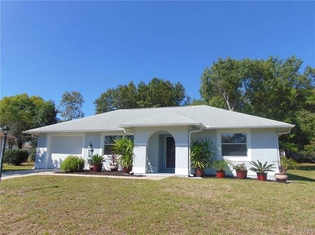 3708 N Tamarisk Avenue, Beverly Hills, FL 34465 (MLS #791015) :: Plantation Realty Inc.