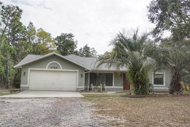4762 W Sandy Hill Street, Lecanto, FL 34461 (MLS #791023) :: Plantation Realty Inc.