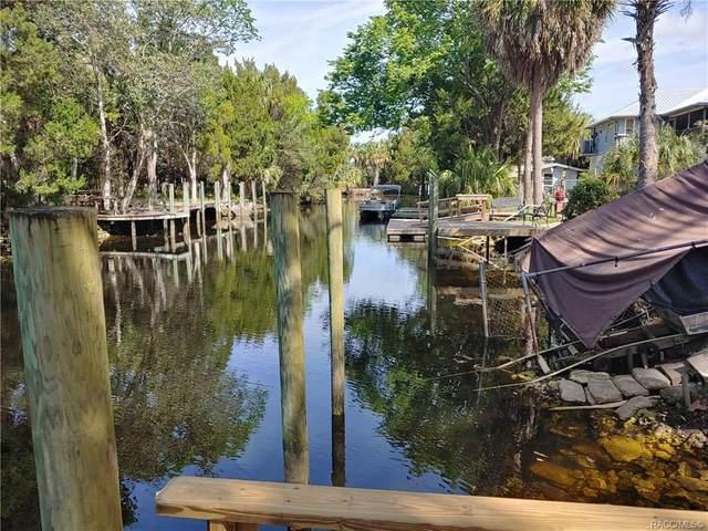 12 Palm Drive, Yankeetown, FL 34498 (MLS #791025) :: Plantation Realty Inc.