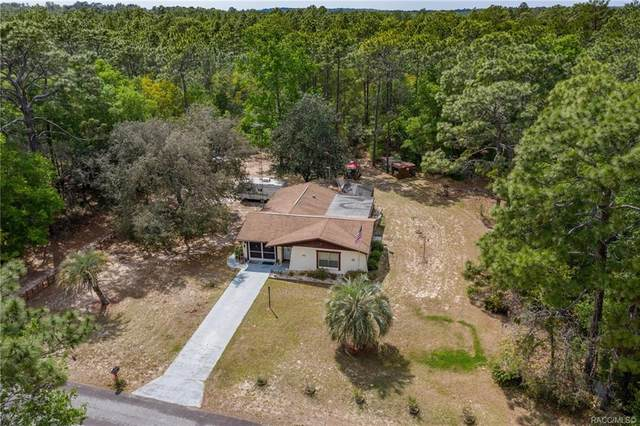 12080 S Iris Point, Floral City, FL 34436 (MLS #791086) :: Plantation Realty Inc.