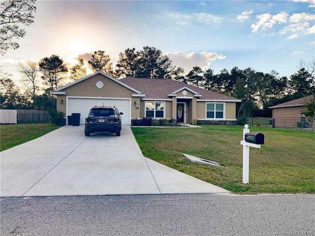 10952 SW 45th Avenue, Ocala, FL 34476 (MLS #791093) :: Pristine Properties