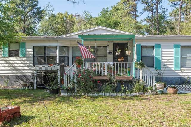 6131 W Grant Street, Homosassa, FL 34448 (MLS #791103) :: Plantation Realty Inc.