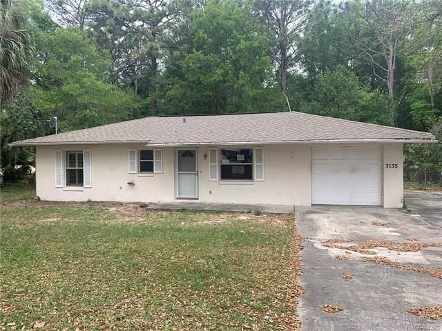7135 W Sunripe Loop, Crystal River, FL 34428 (MLS #791128) :: Plantation Realty Inc.