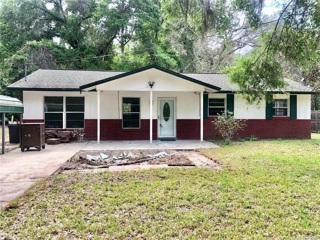 8878 N Parsnip Terrace, Crystal River, FL 34428 (MLS #791150) :: Plantation Realty Inc.