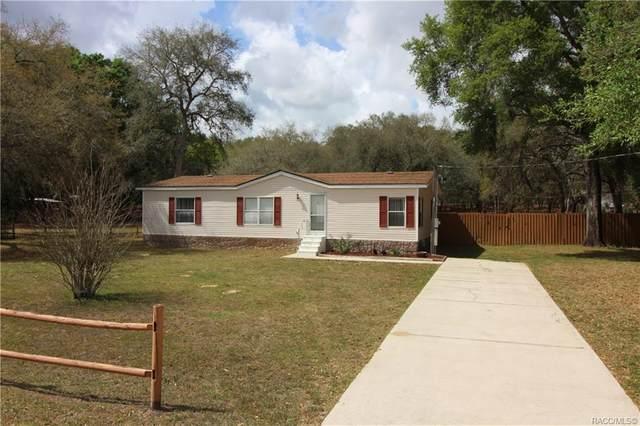 5930 N Irving Park Avenue, Hernando, FL 34442 (MLS #791177) :: Pristine Properties
