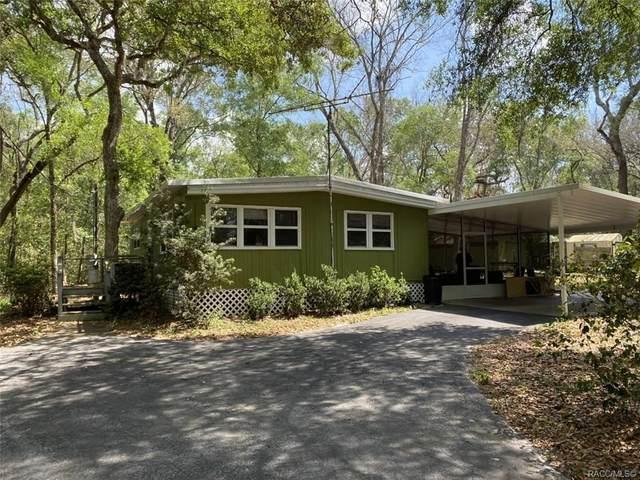 6545 N Shorewood Drive, Hernando, FL 34442 (MLS #791189) :: Pristine Properties
