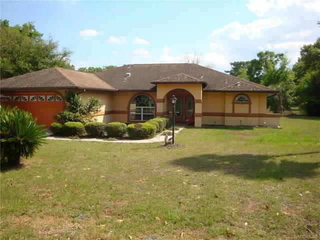 20110 SW 83rd Street, Dunnellon, FL 34431 (MLS #791194) :: Plantation Realty Inc.