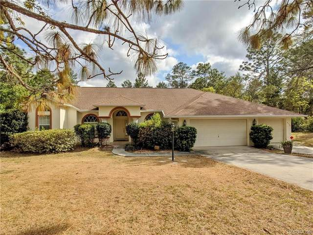 6176 N Canyon Drive, Beverly Hills, FL 34465 (MLS #791200) :: Plantation Realty Inc.