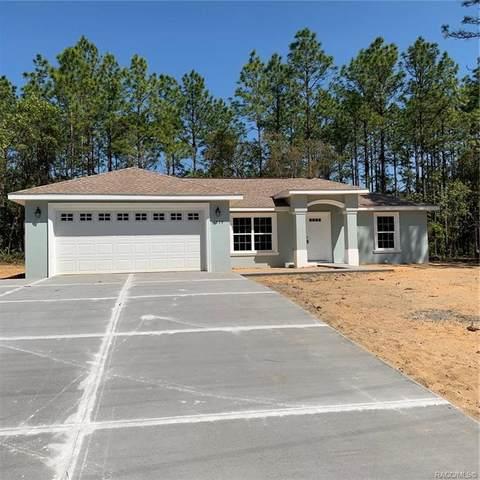 1899 W Oliver Drive, Citrus Springs, FL 34434 (MLS #791209) :: Pristine Properties