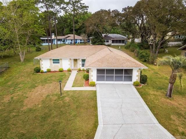 189 W Seymeria Drive, Beverly Hills, FL 34465 (MLS #791213) :: Plantation Realty Inc.
