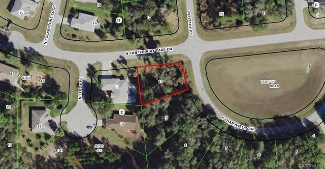 2790 E Chartwell Circle, Hernando, FL 34442 (MLS #791221) :: Pristine Properties