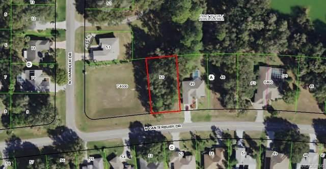 2813 N Canterbury Lake Drive, Hernando, FL 34442 (MLS #791222) :: Pristine Properties