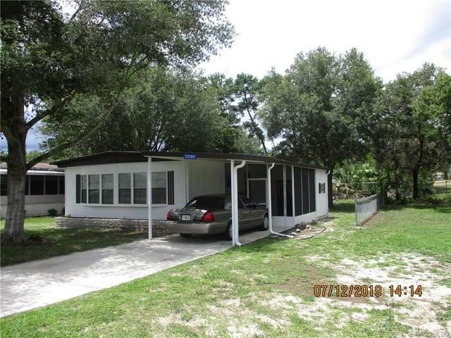 12181 Fairway Avenue, Brooksville, FL 34613 (MLS #791223) :: Plantation Realty Inc.
