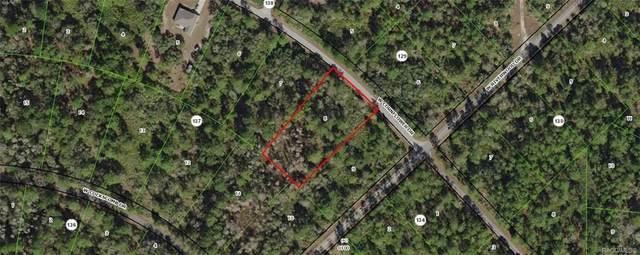 11374 W Cornflower Drive, Crystal River, FL 34428 (MLS #791232) :: Pristine Properties