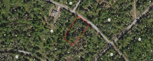 11398 W Cornflower Drive, Crystal River, FL 34428 (MLS #791233) :: Pristine Properties