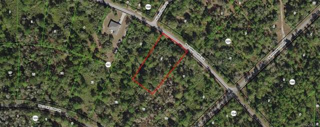 11398 W Cornflower Drive, Crystal River, FL 34428 (MLS #791233) :: Plantation Realty Inc.