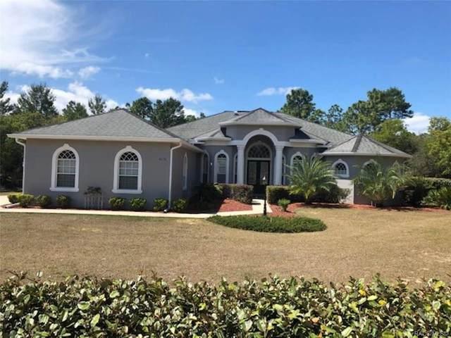 4078 W Pinto Loop, Beverly Hills, FL 34465 (MLS #791240) :: Pristine Properties
