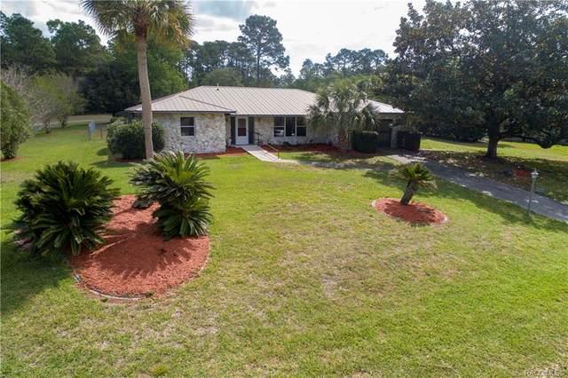 2840 W Fairway Loop, Citrus Springs, FL 34434 (MLS #791245) :: Pristine Properties