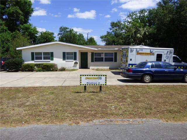 11 W Lemon Street, Beverly Hills, FL 34464 (MLS #791258) :: Plantation Realty Inc.
