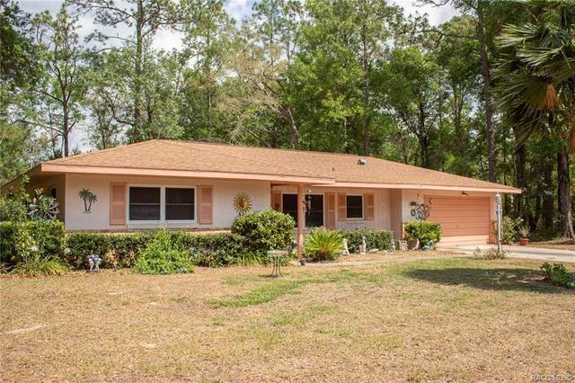 10924 N Airway Loop, Citrus Springs, FL 34434 (MLS #791260) :: Plantation Realty Inc.