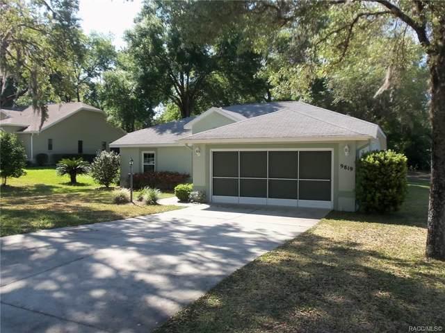 9819 SW 198th Circle, Dunnellon, FL 34432 (MLS #791267) :: Plantation Realty Inc.