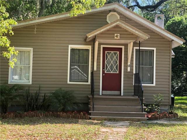 12 61st Street, Yankeetown, FL 34498 (MLS #791281) :: Plantation Realty Inc.
