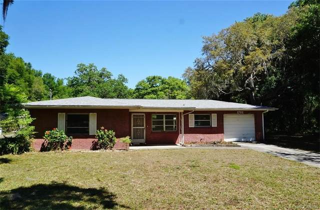 1722 Caldwell Street, Inverness, FL 34450 (MLS #791286) :: Plantation Realty Inc.