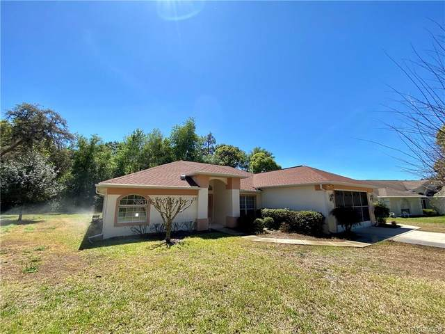 9 Mangrove Court W, Homosassa, FL 34446 (MLS #791292) :: Plantation Realty Inc.