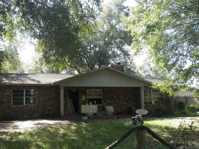 6588 W Gannet Place, Crystal River, FL 34429 (MLS #791312) :: Pristine Properties