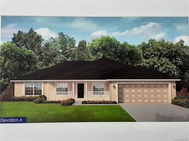 28 Holly Court, Homosassa, FL 34446 (MLS #791322) :: Plantation Realty Inc.