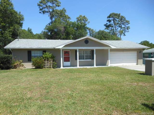 6033 E Rector Street, Inverness, FL 34452 (MLS #791336) :: Plantation Realty Inc.