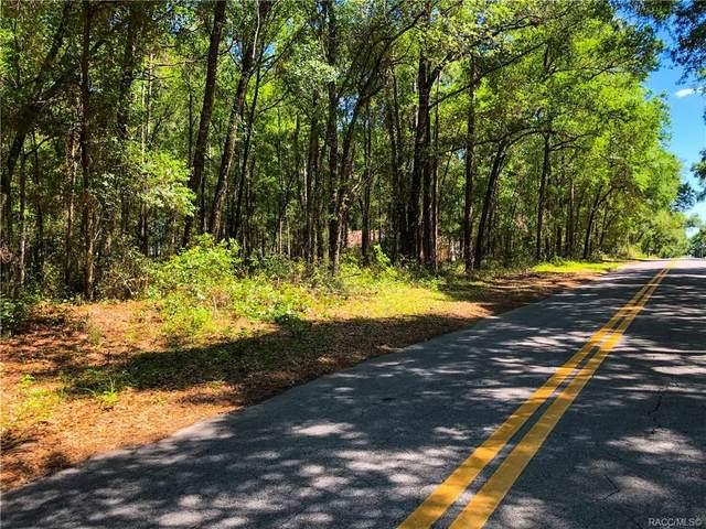 3747 S Placid Avenue, Inverness, FL 34452 (MLS #791372) :: Plantation Realty Inc.