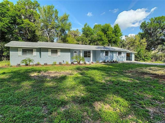7610 S Viewcrest Loop, Floral City, FL 34436 (MLS #791409) :: Plantation Realty Inc.
