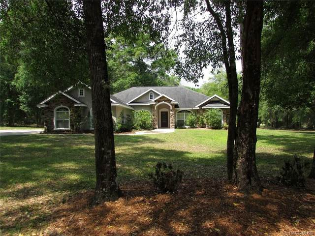 7590 SW 188th Avenue, Dunnellon, FL 34432 (MLS #791447) :: Plantation Realty Inc.