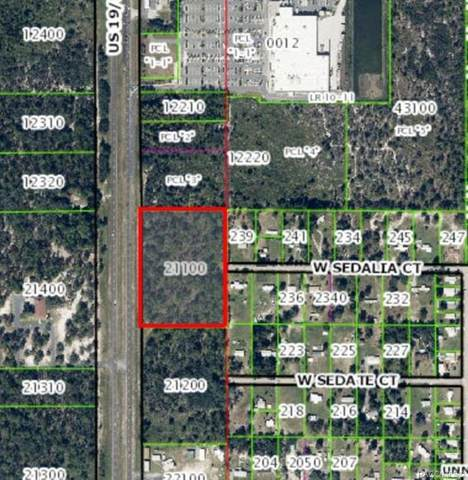 7047 S Suncoast Boulevard, Homosassa, FL 34446 (MLS #791491) :: Plantation Realty Inc.