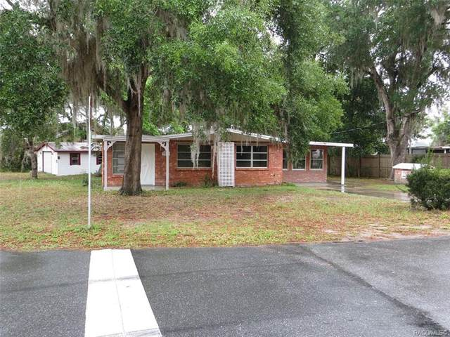 1037 S Dream Terrace, Inverness, FL 34450 (MLS #791500) :: Plantation Realty Inc.