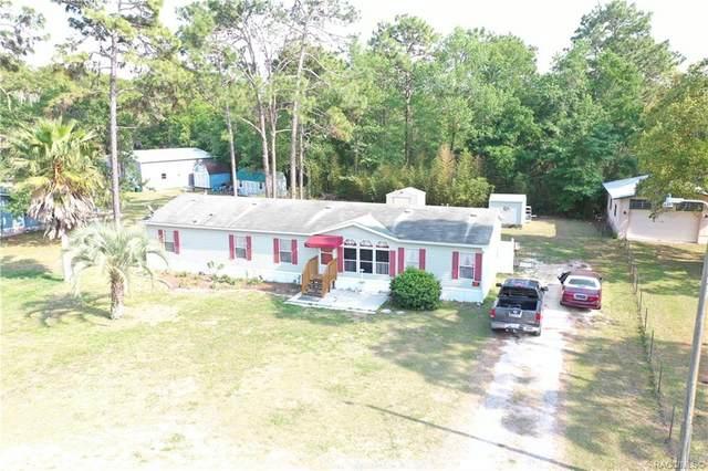 6860 W Rosedale Drive, Homosassa, FL 34448 (MLS #791520) :: Plantation Realty Inc.