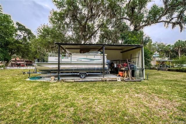 14358 W Shorecliff Court #77, Crystal River, FL 34429 (MLS #791543) :: Plantation Realty Inc.