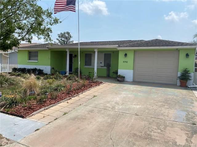 5750 Consuello Drive, Holiday, FL 34690 (MLS #791583) :: Pristine Properties